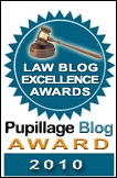 Pupillage Blog Award